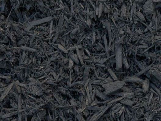 Black Mulch = $62 per yard